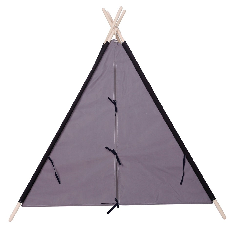Tall Teepee Solid - Gray - Pillowfort