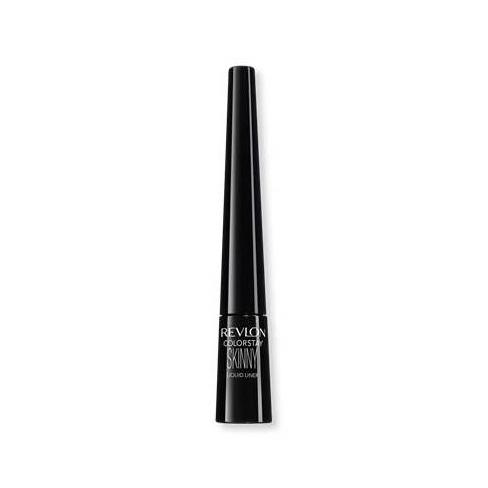 Revlon ColorStay Skinny Liquid Eyeliner, Skinny Tip, All Day Wear 301 Black Out - 0.08oz - image 1 of 4