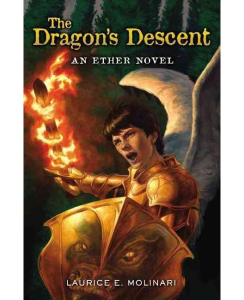 Dragon's Descent (Reprint) (Paperback) (Laurice Elehwany Molinari) - image 1 of 1