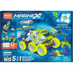 Mega Construx Magnext 5-in-1 Mag-Explorers Magnetic Construction Toy