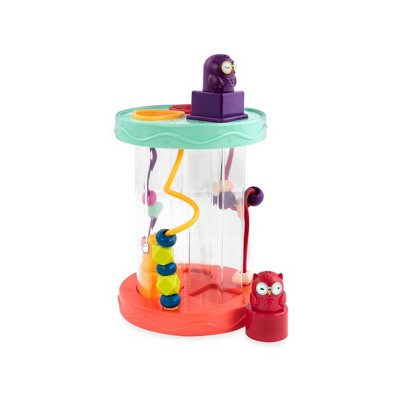 B. toys Shape Sorter Toy Hooty-Hoo