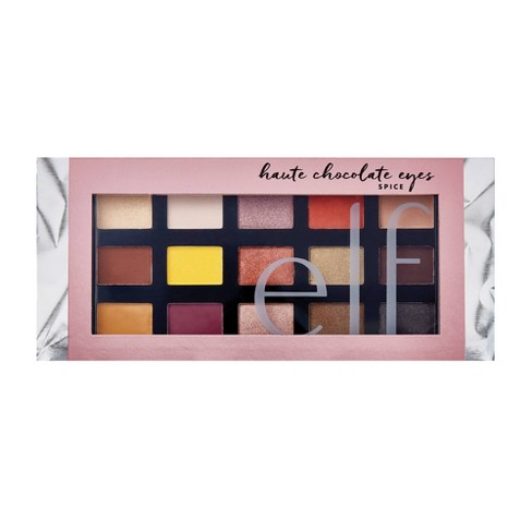 e.l.f. Haute Chocolate Everything Spice - 15 Shades - image 1 of 4