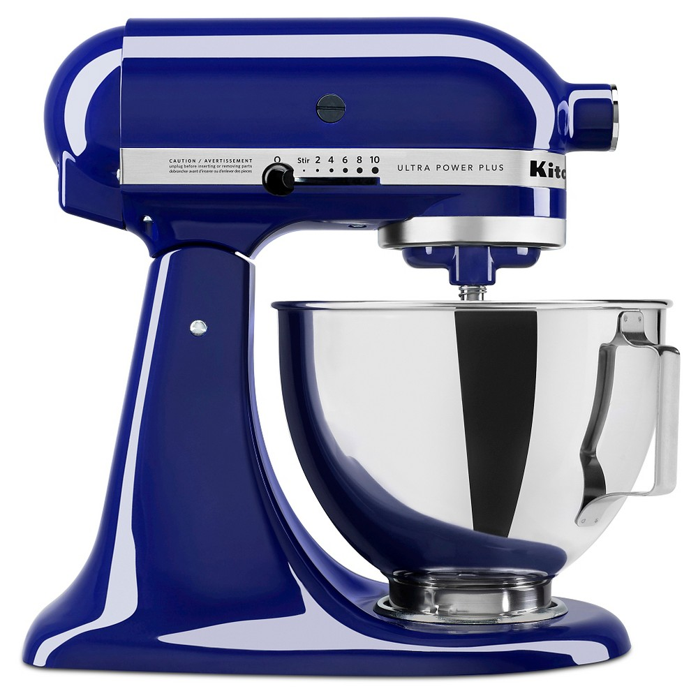 KitchenAid Ultra Power Plus 4.5qt Tilt-Head Stand Mixer Cobalt – KSM96, Colbalt 51439563