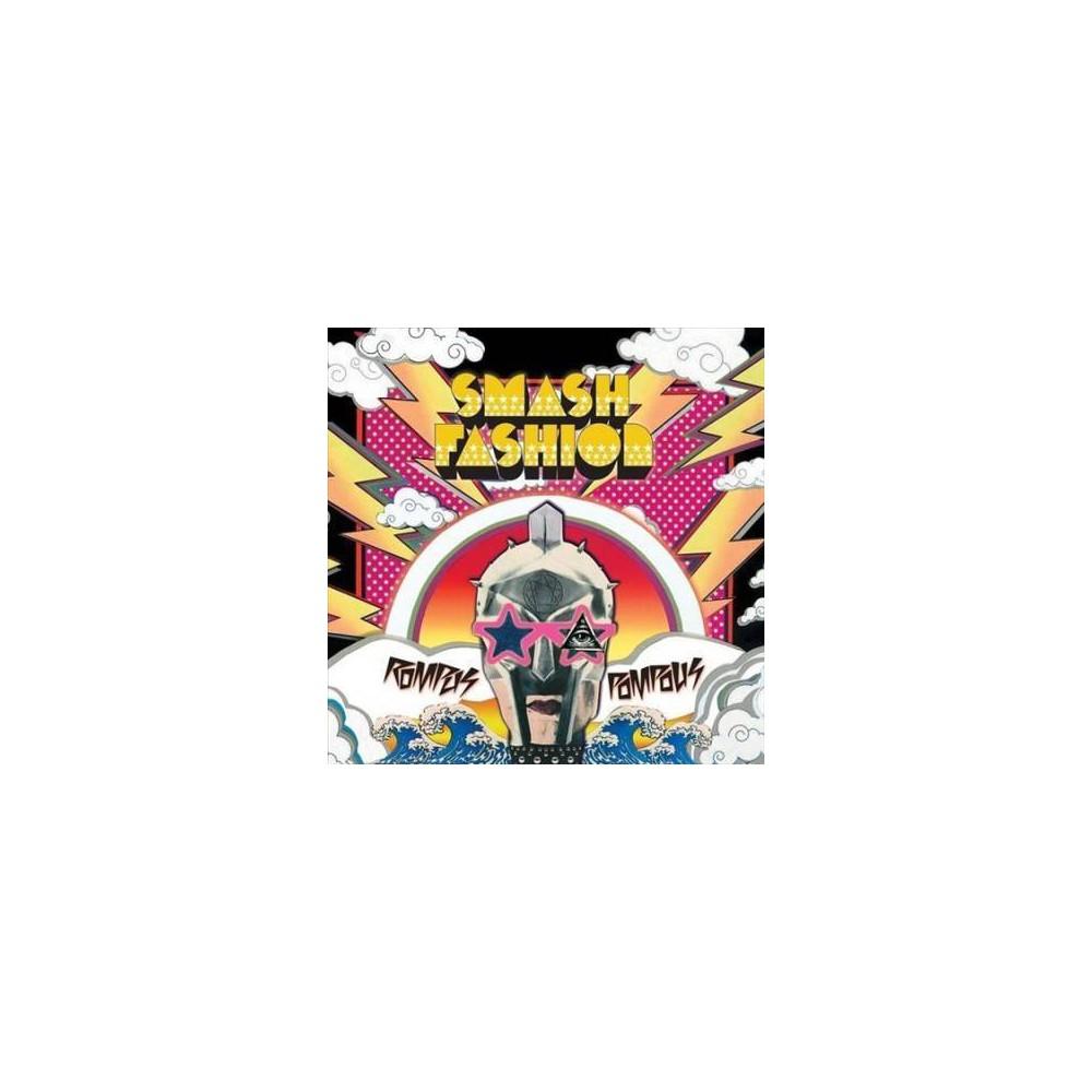 Smash Fashion - Rompous Pompous (CD)
