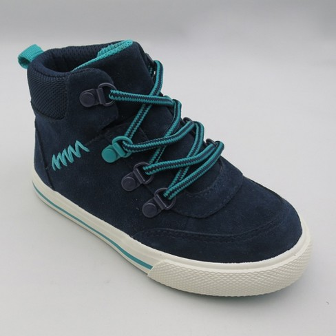 Toddler Boys' Andreas Casual Sneakers - Cat & Jack™ Navy - image 1 of 3