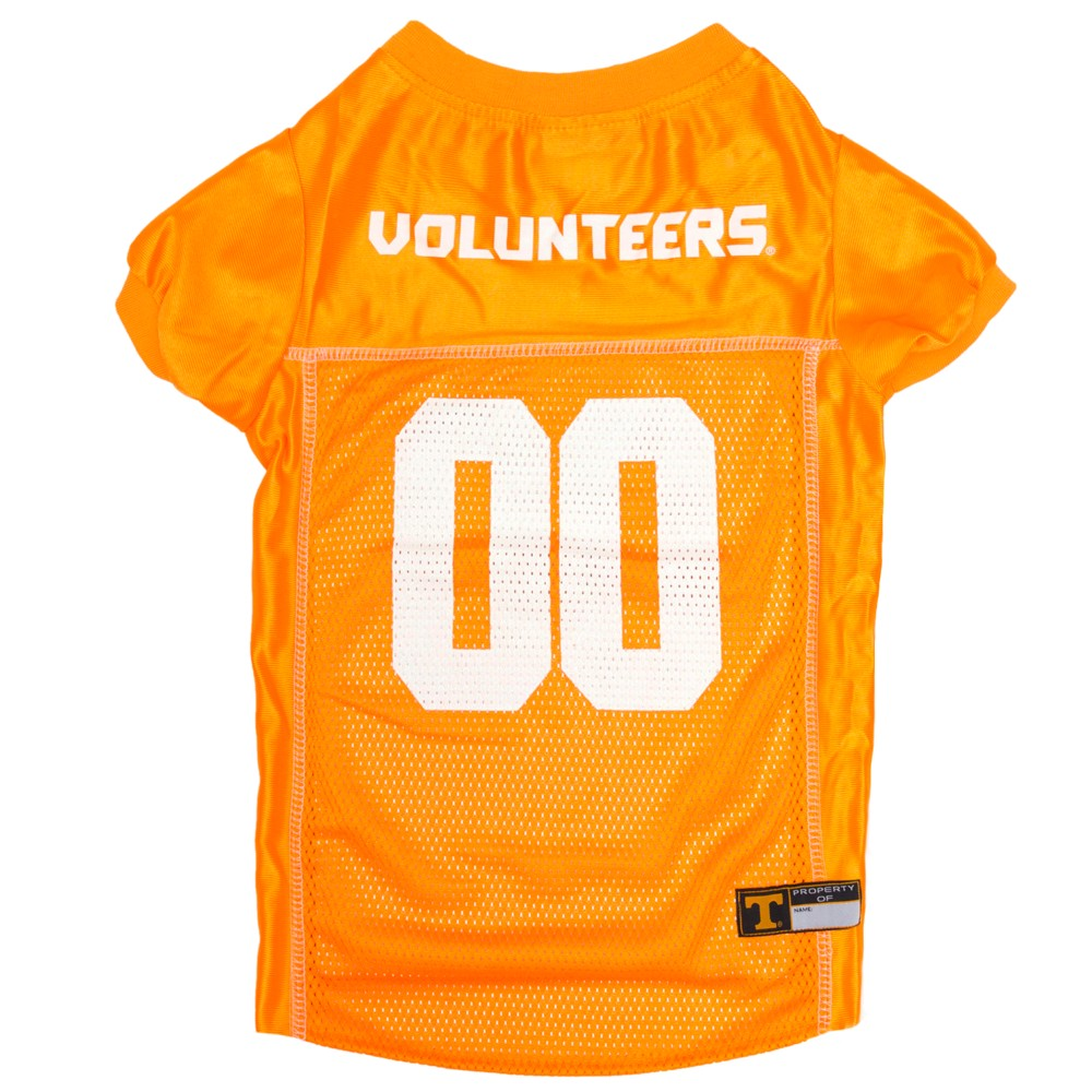 Pets First Tennessee Volunteers Mesh Jersey - Xxl, Multicolored