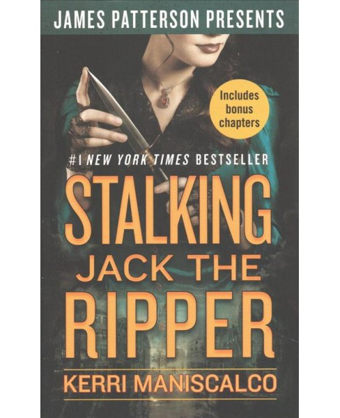 Stalking Jack the Ripper -  Reprint by Kerri Maniscalco (Paperback) - image 1 of 1