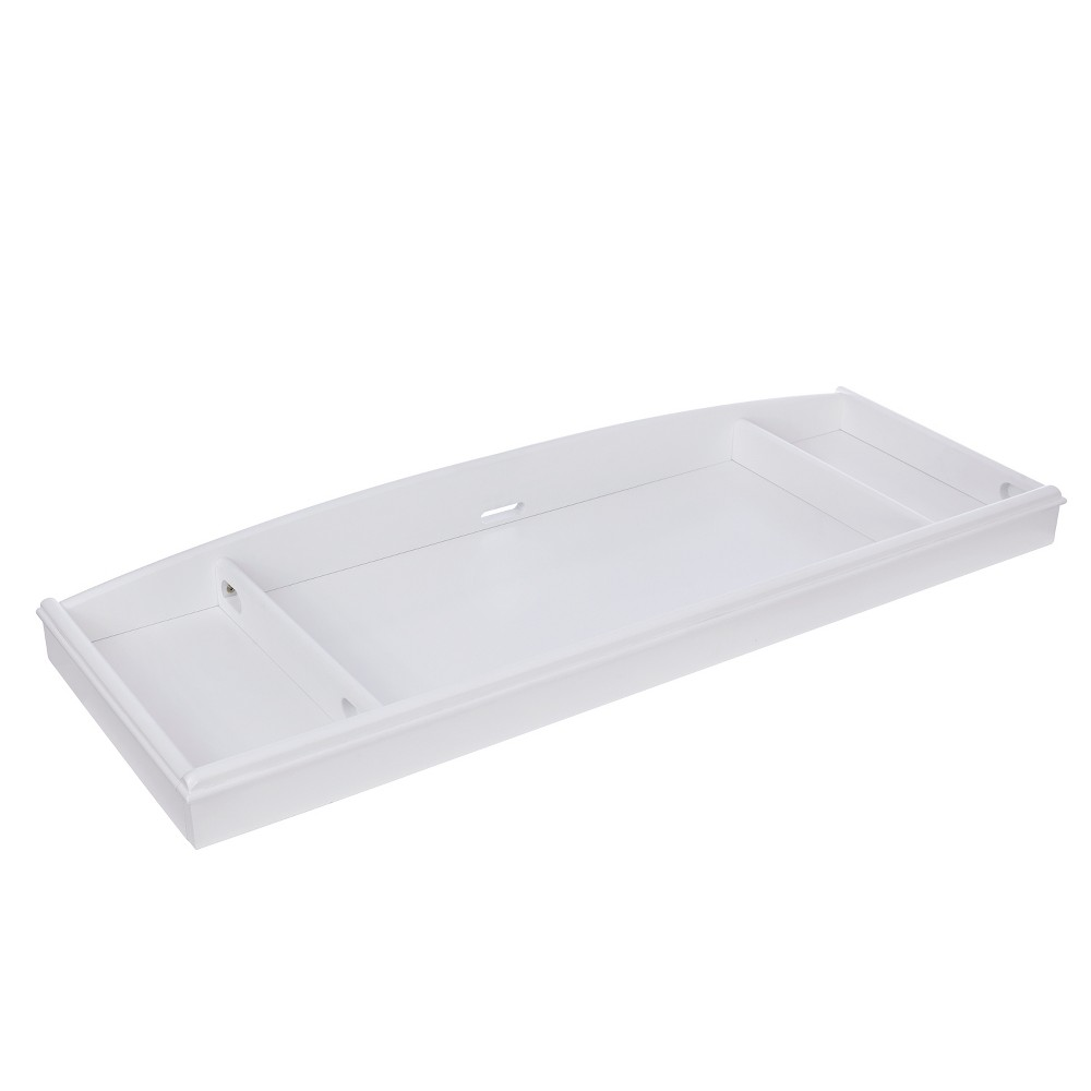 Image of Baby Cache Haven Hill Changing Table - White