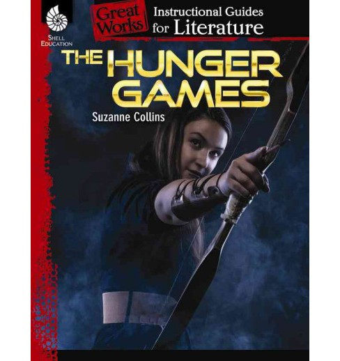 Hunger Games : An Instructional Guide for Literature (Paperback) (Suzanne Collins) - image 1 of 1