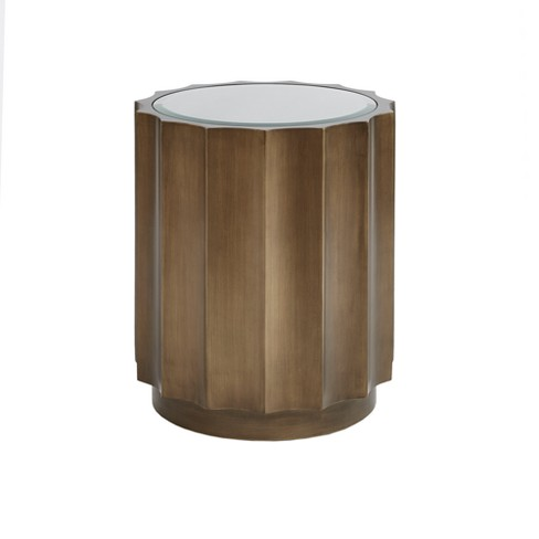 Accent Table Bronze - image 1 of 5