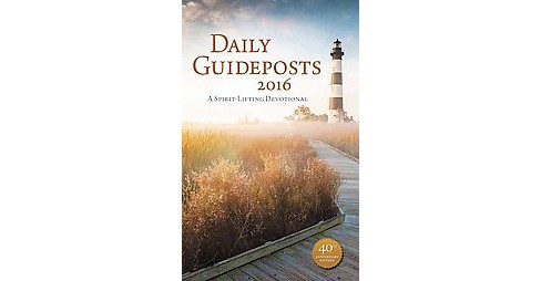 Daily Guideposts 2016 (Large Print) (Paperback) - image 1 of 1