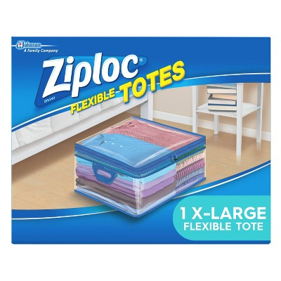 Ziploc Flexible Tote