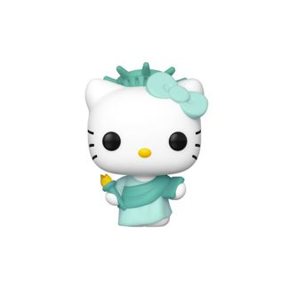 Funko POP! Sanrio: Hello Kitty (Lady Liberty) (Shared NYCC Debut)