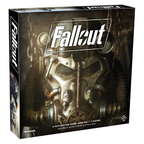 Fantasy Flight Games Fallout Board Game - image 1 of 3