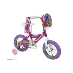 """""""Trolls 12"""""""" Kids' Bike with Training Wheels - Pink/Purple, Kids Unisex"""""""