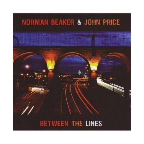 Norman Beaker - Between the Lines (CD) - image 1 of 1