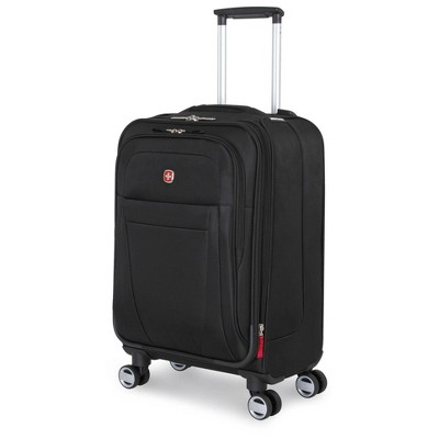 SWISSGEAR Zurich 20  Carry On Pilot Case Suitcase - Black