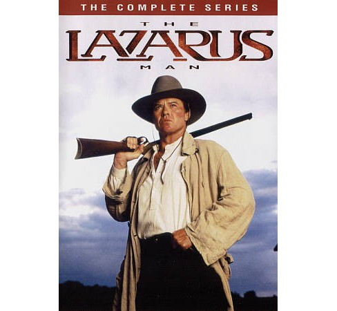 Lazarus Man:Complete Series (DVD) - image 1 of 1