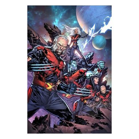 X Men Gold 4 The Negative Zone War X Men By Marc Guggenheim Paperback