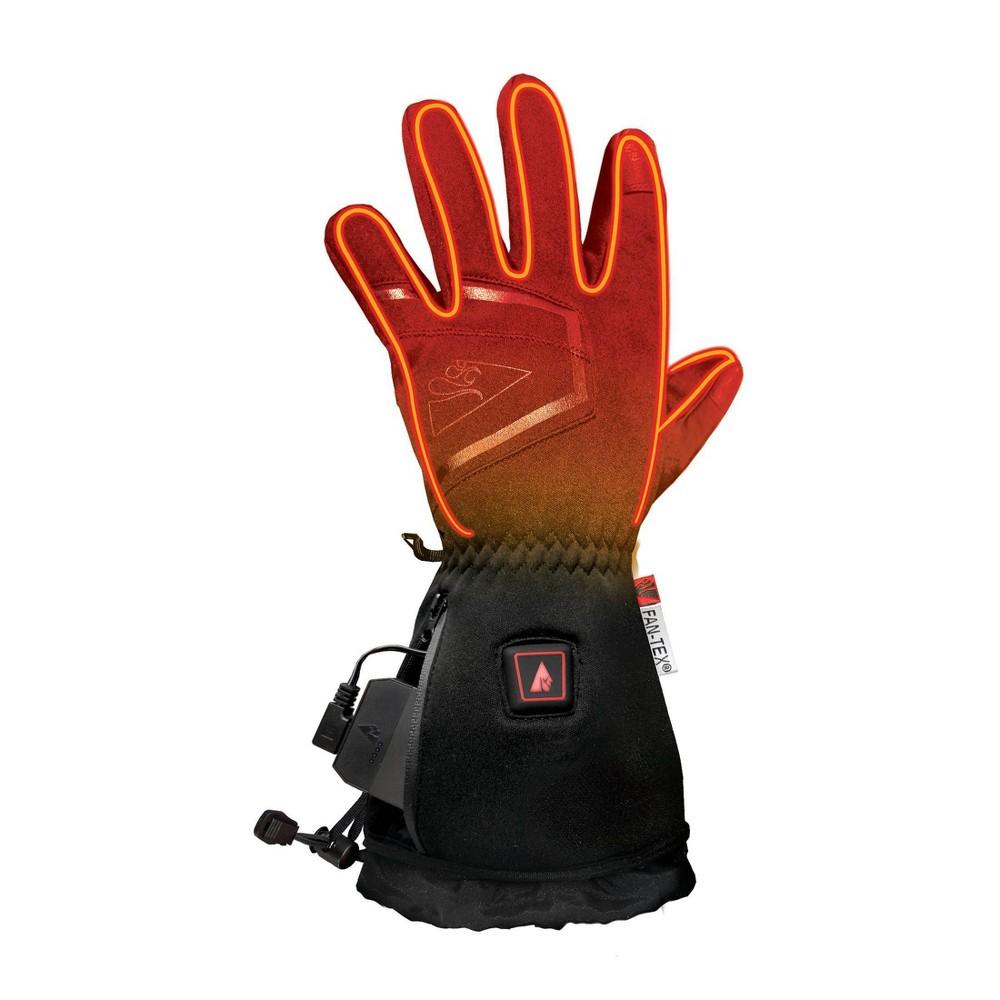 ActionHeat 5V Softshell/Lightweight Women's Glove - Black M
