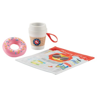Fisher-Price On-the-Go Breakfast Set - 3pc