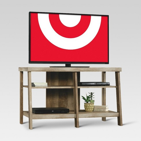 Open Shelf 47 Tv Stand For S Up To 50 Threshold