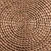 "4pk 15"" Hyacinth Hand Woven Round Placemat - Saro Lifestyle - image 3 of 3"