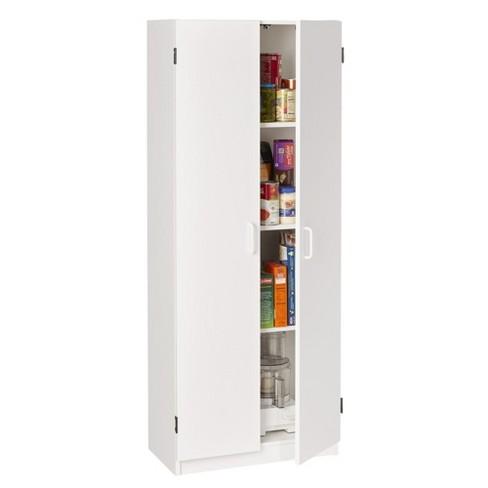 Baystone Storage Cabinet White - Room & Joy - image 1 of 4