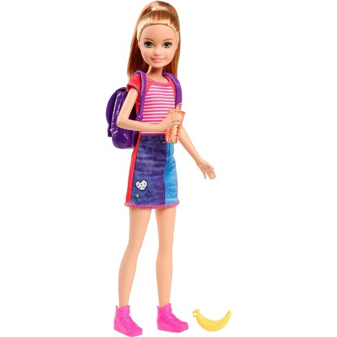 Barbie Team Stacie Doll Smoothie Playset with Accessories - image 1 of 4