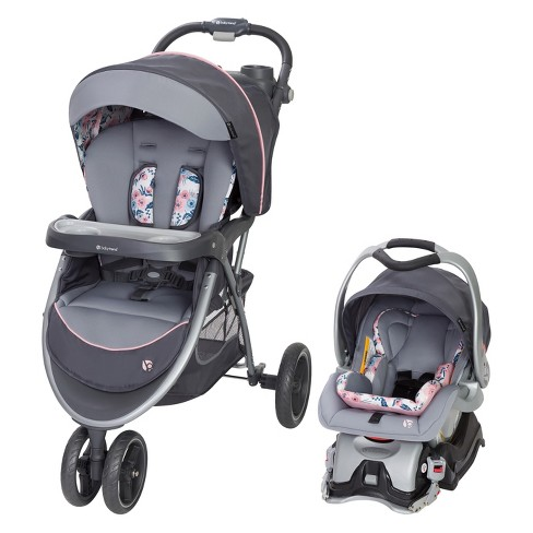 Baby Trend Skyview Plus Travel System - Bluebell - image 1 of 4