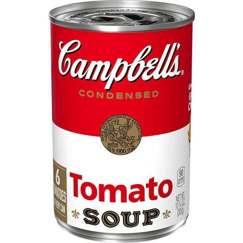 Campbell's Condensed Tomato Soup 10.75oz - image 1 of 4