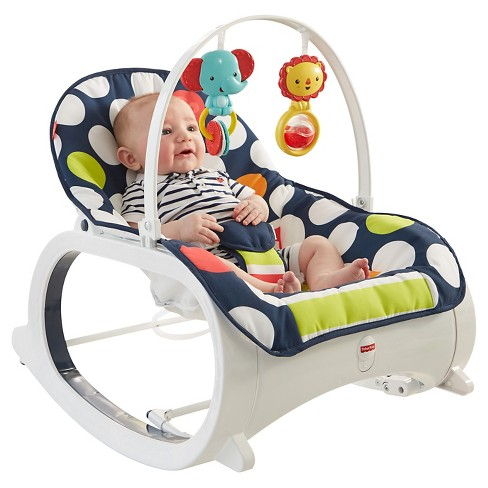 7100a4b132b Fisher-Price Newborn To Toddler Rocker   Target