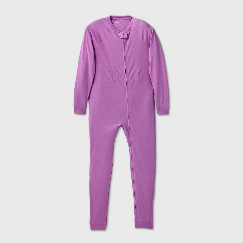 Kids 39 Adaptive Abdominal Access Pajama Jumpsuit Cat 38 Jack 8482 Purple 5