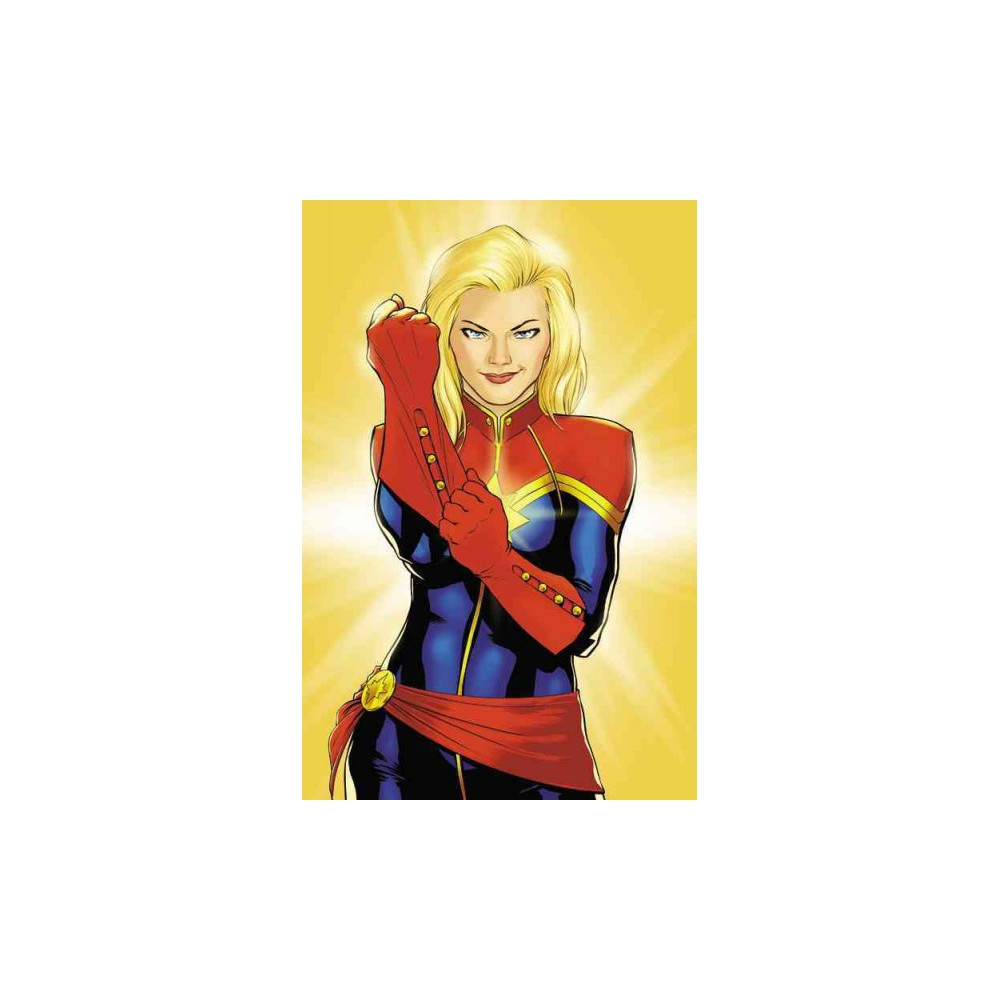 Captain Marvel Earth's Mightiest Hero 3 (Paperback) (Kelly Sue Deconnick)