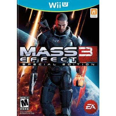 Mass Effect 3 Wii-U