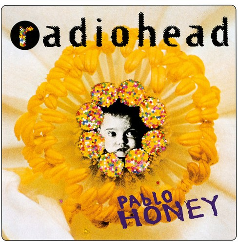 Radiohead - Pablo honey (CD) - image 1 of 1