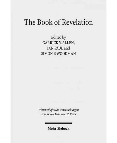 Book of Revelation : Currents in British Research on the Apocalypse (Paperback) - image 1 of 1