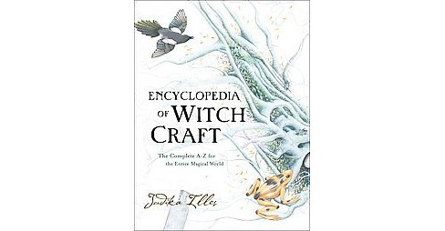 Encyclopedia of Witchcraft (Reissue) (Hardcover) - image 1 of 1