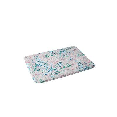 Jacqueline Maldonado Magic Terrazzo Pink Bath Mat - Deny Designs