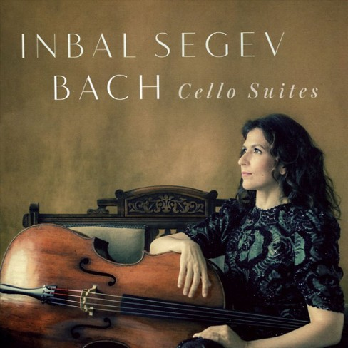 Inbal segev - Bach:Six cello suites (CD) - image 1 of 1