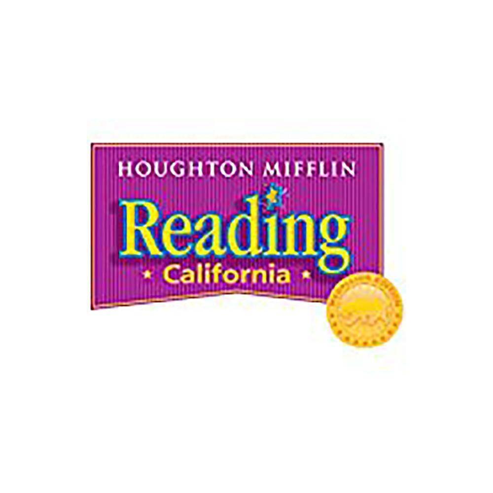 Houghton Mifflin Leveled Readers California - (Hardcover)