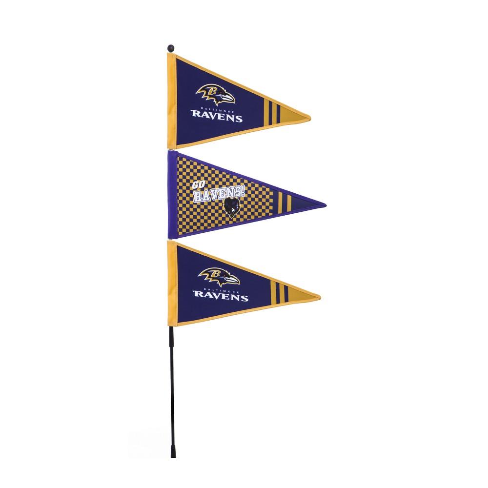 Baltimore Ravens Pennant Spinner
