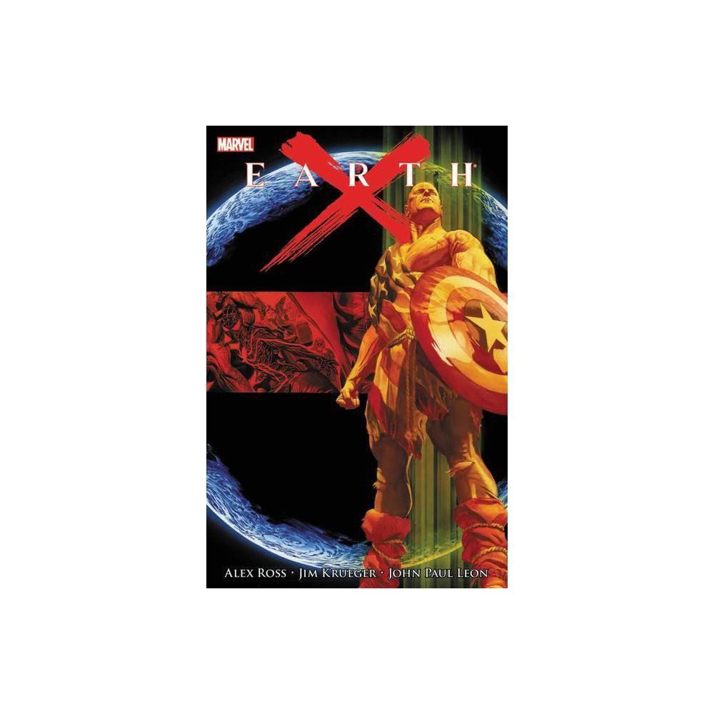 Earth X By Alex Ross Jim Krueger Paperback