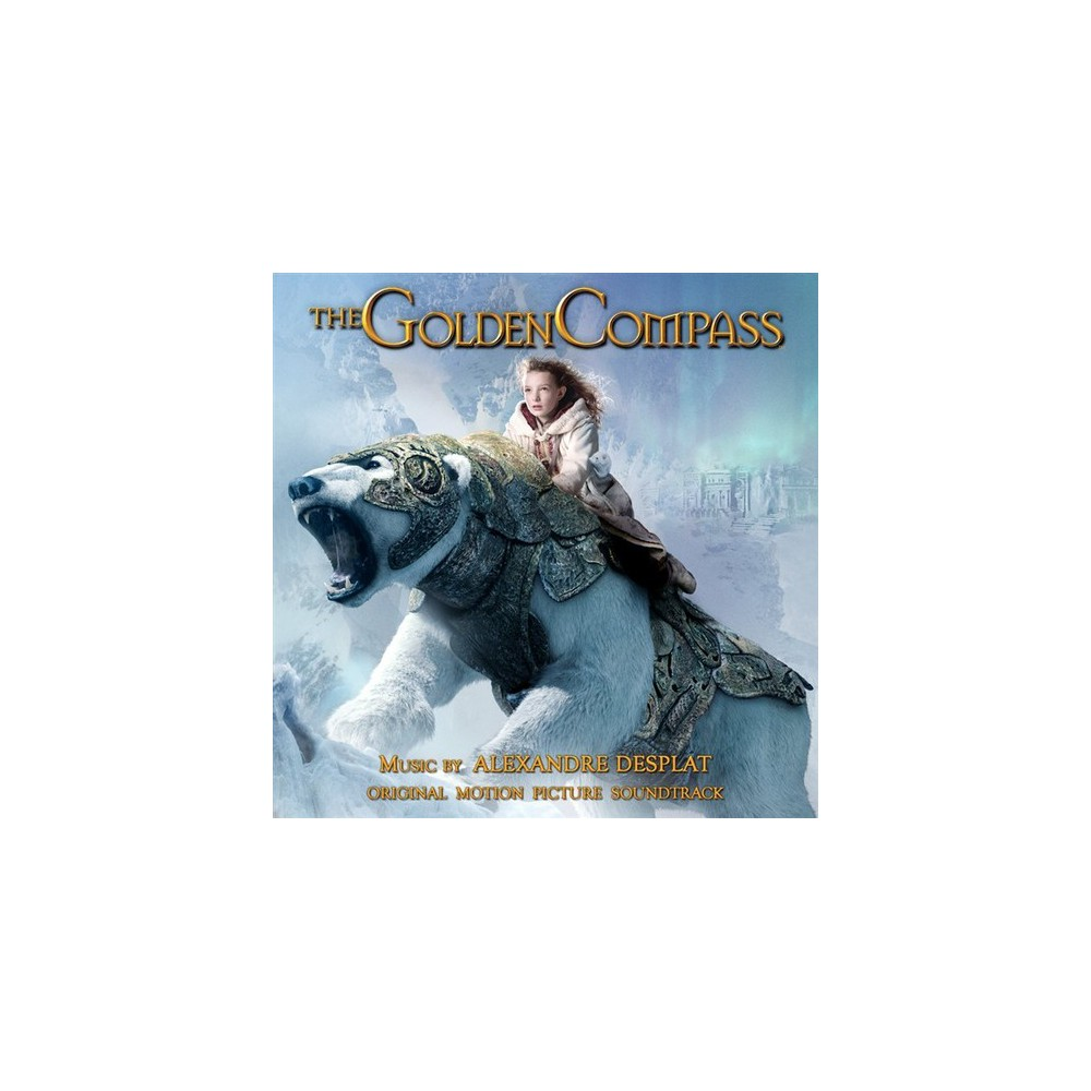 Alexandre Desplat - Golden Compass- O.S.T. (CD)