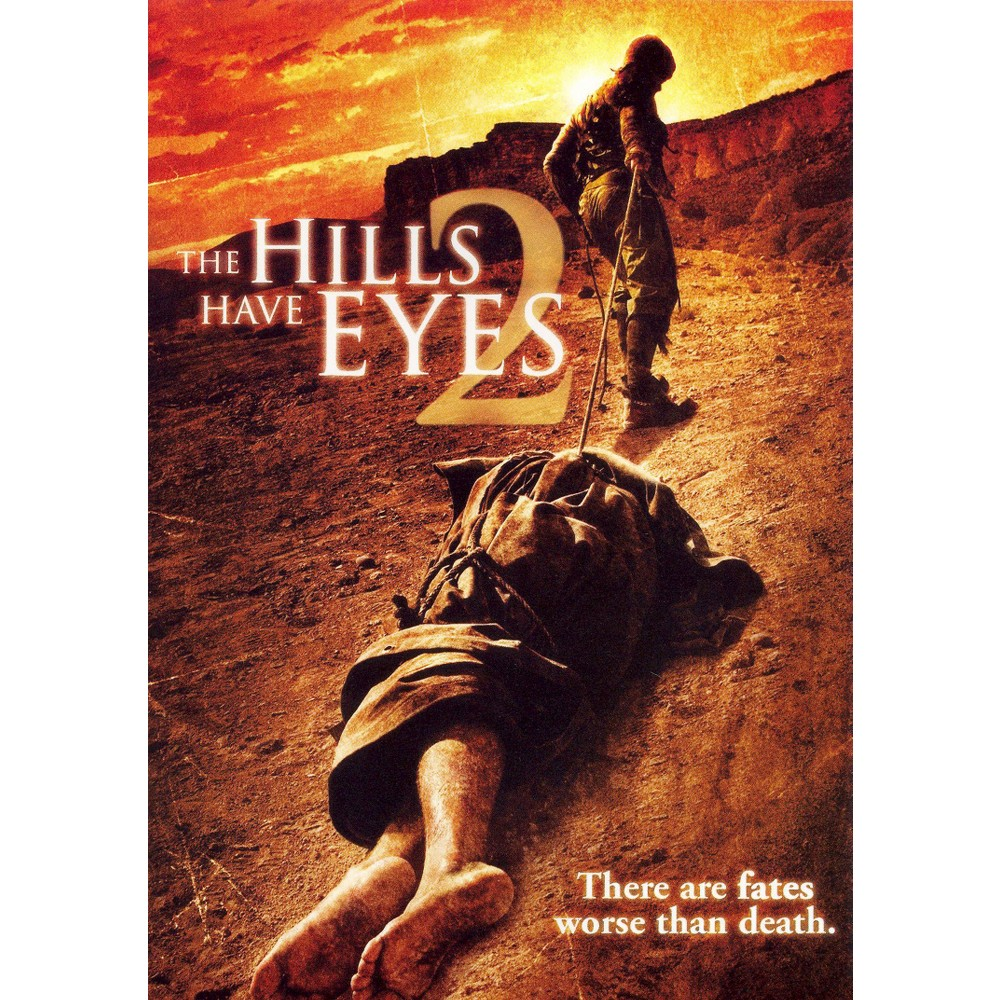 The Hills Have Eyes 2 (dvd_video)