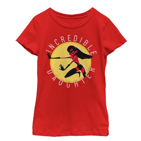 The Incredibles 2 Girls' Violet Incredible Daughter Circle T-Shirt - image 1 of 1