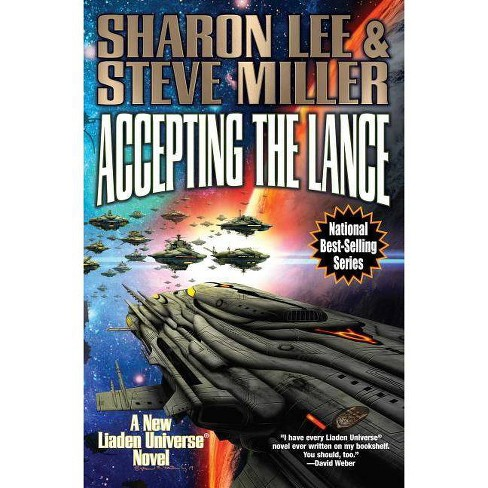 Accepting the Lance - (Liaden Universe(r)) by  Sharon Lee & Steve Miller (Hardcover) - image 1 of 1
