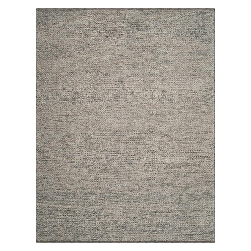 10'X14' Geometric Woven Area Rug Camel/Gray - Safavieh