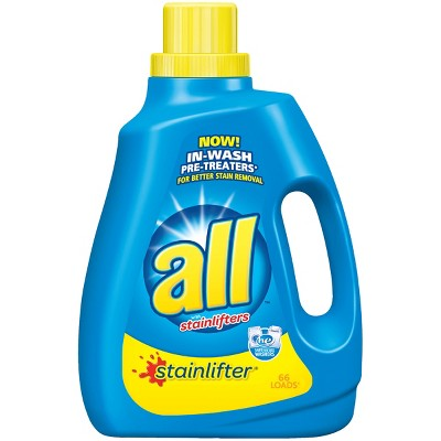 Laundry Detergent: All