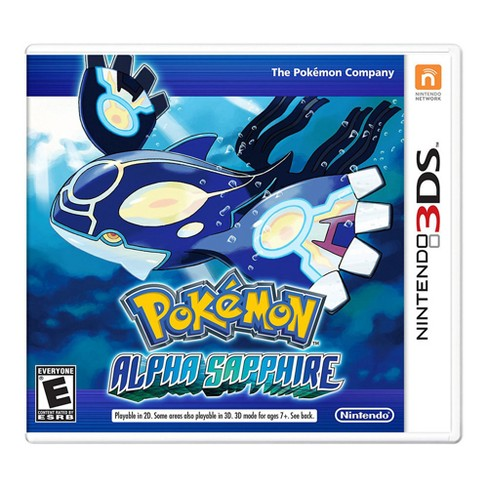 Pokemon: Alpha Sapphire - Nintendo 3DS Digital - image 1 of 1
